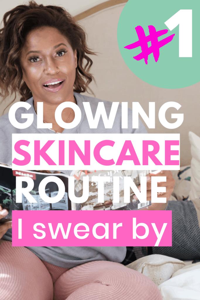 how to get glowing skin in 2 weeks